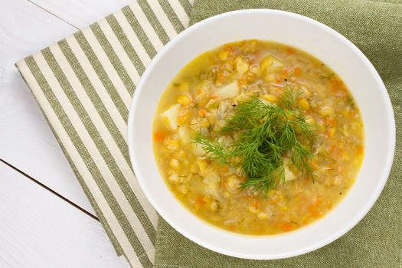 Tobula žirnių sriuba